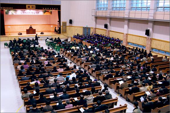 20051211 창립감사예배
