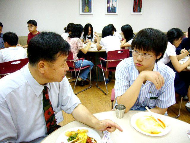 20060715 예수새내기들과의 만남