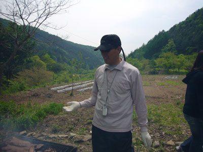 20060513 전교인 나들이-가평 먹골