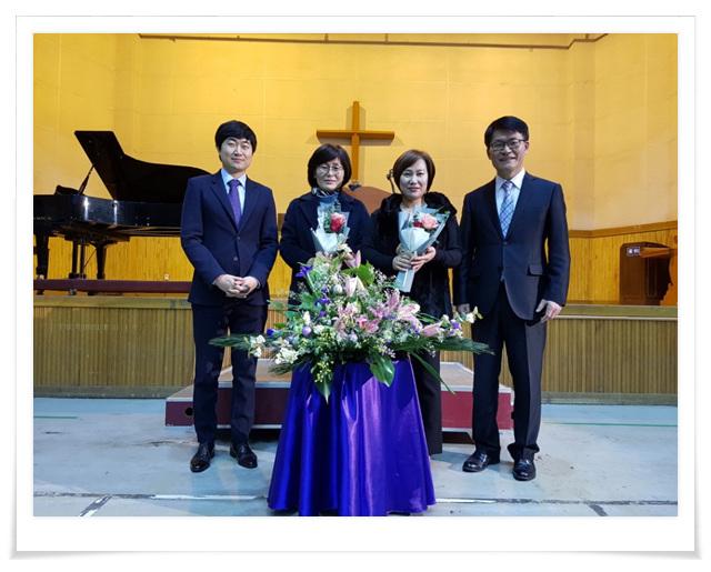20171210 김은실, 이선옥 성도님