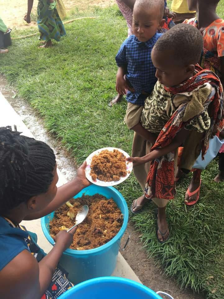 <청년부>아프리카 아이들 점심 프로젝트2