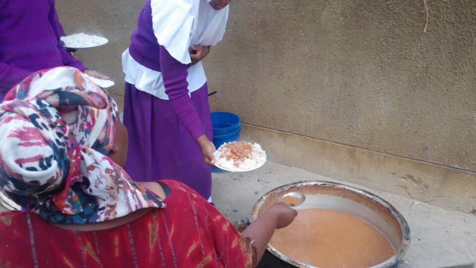 <청년부>아프리카 아이들 점심 프로젝트1
